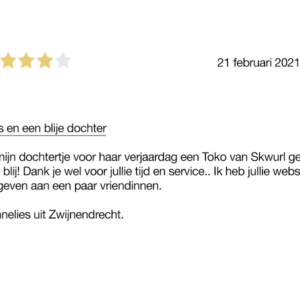 Review Annelies Zwijndrecht
