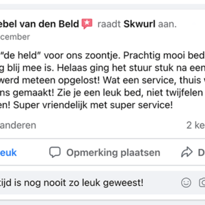 Skwurl Steigerhouten Kinderbedden Review test4